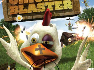chicken blaster wii