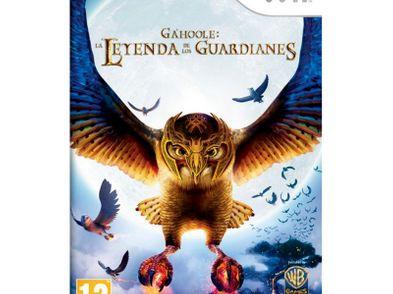 gahoole: la leyenda de los guardianes wii