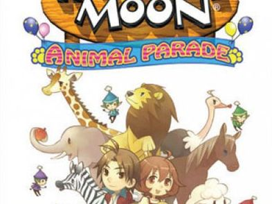 harvest moon animal parade wii