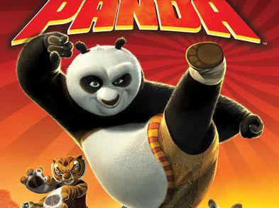 kung fu panda wii