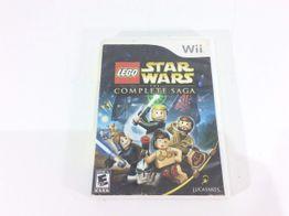 lego star wars complete saga wii version alemania