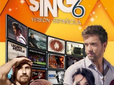 lets sing 6 version espanola wii