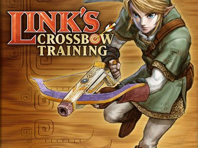 links crossbow training wii