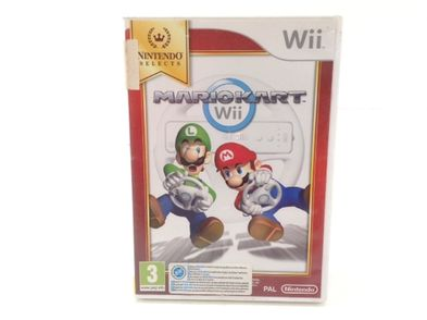 mario kart selects wii