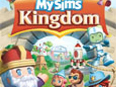 my sims kingdom wii
