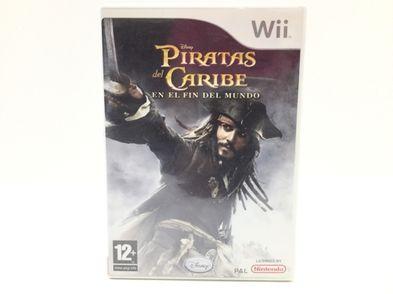 piratas del caribe 3 wii