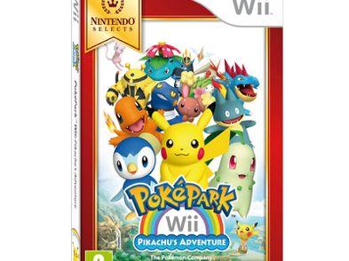 pokepark la aventura de pikachu selects wii