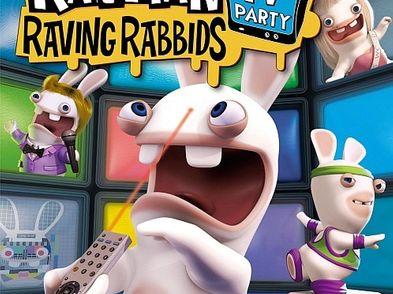 rayman raving rabbids tv wii