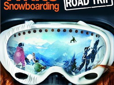shaun white snowboarding road trip selects wii