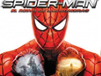 spiderman el reino de las sombras wii