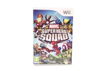 super hero squad wii