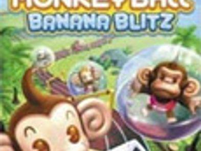 super monkey ball banana blitz wii