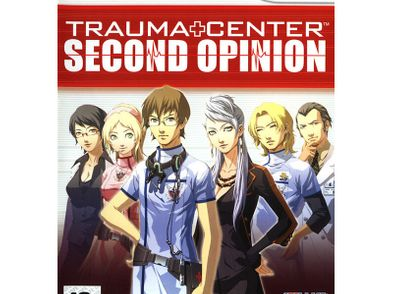 trauma center second opinion wii