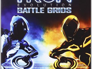 tron evolution battle grid wii