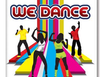 we dance wii