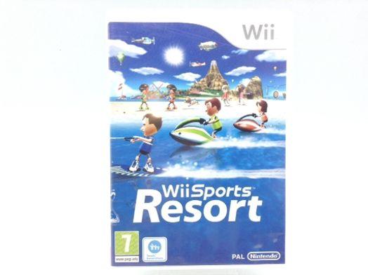wii sports resort wii