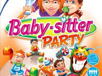 zona de juego baby-sitter party wii
