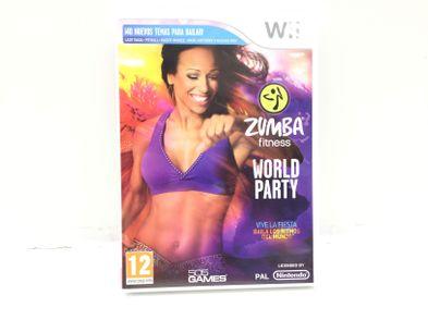 zumba world party wii