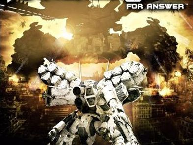 armored core 4 answer x360