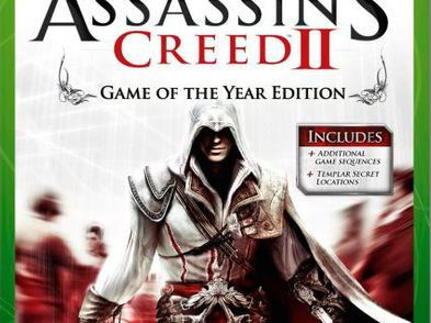 assassins creed ii classics x360