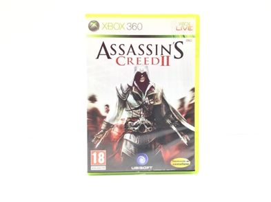 assassins creed ii x360