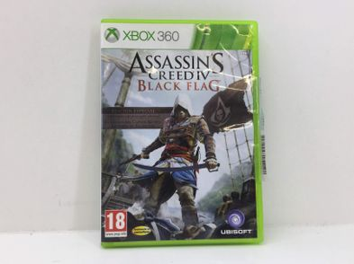 assassins creed iv black flag special edition x360