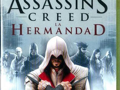 assassins creed la hermandad edicion especial x360