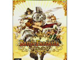 battle fantasia x360