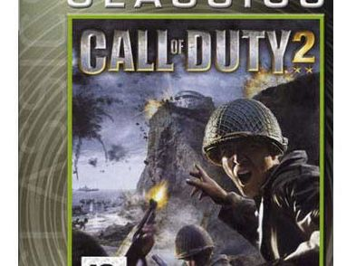 call of duty 2 classics x360