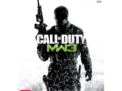 call of duty modern warfare 3 x360