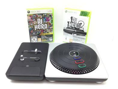 dj hero + 2 juegos