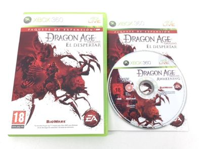 dragon age: origins awakening x360