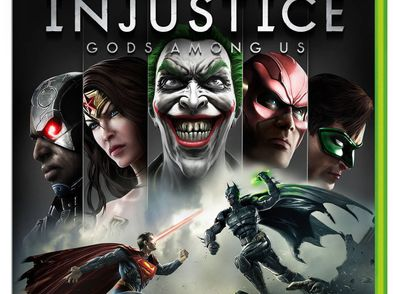 injustice gods among us x360
