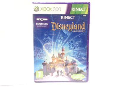 kinect disneyland x360