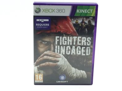 kinect fighters uncaged x360