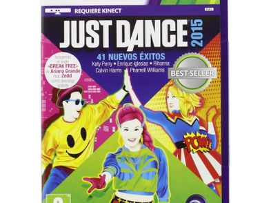kinect just dance 2015 best seller x360