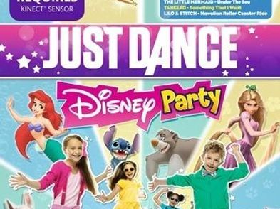 kinect just dance disney x360