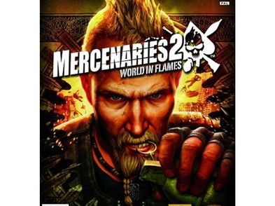 mercenaries 2 world in flames x360