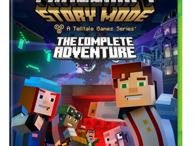 minecraft: story mode - the complete adventure x360
