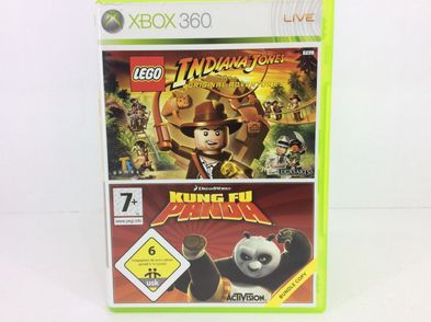pack lego indiana jones y kung fu panda x360