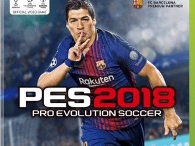 pro evolution soccer 2018 premium edition x360