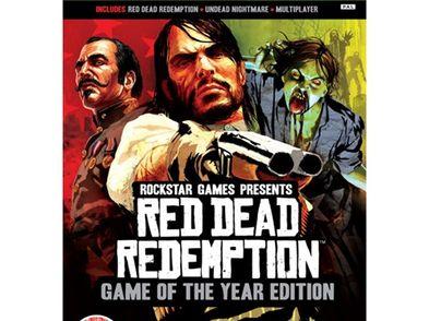 red dead redemption goty x360