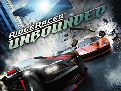 ridge racer unbounded limited edition x360