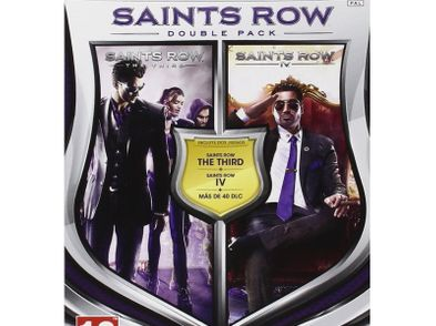 saints row double pack x360
