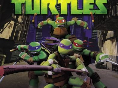 teenage mutant ninja turtles nickelodeon x360