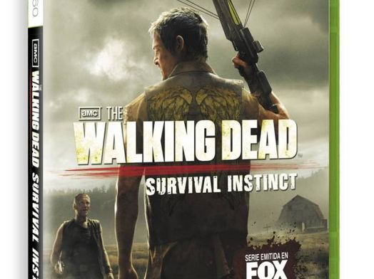 the walking dead survival instint x360