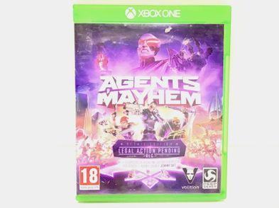 agents mayhen