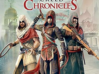 assassins creed chronicles pack xboxone