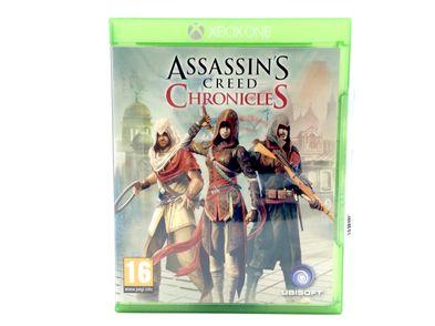 assassins creed chronicles pack xboxone
