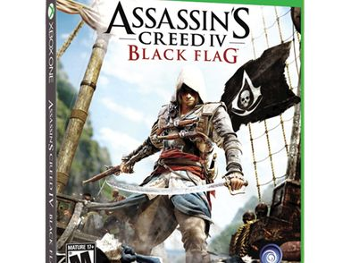 assassins creed iv black flag xboxone